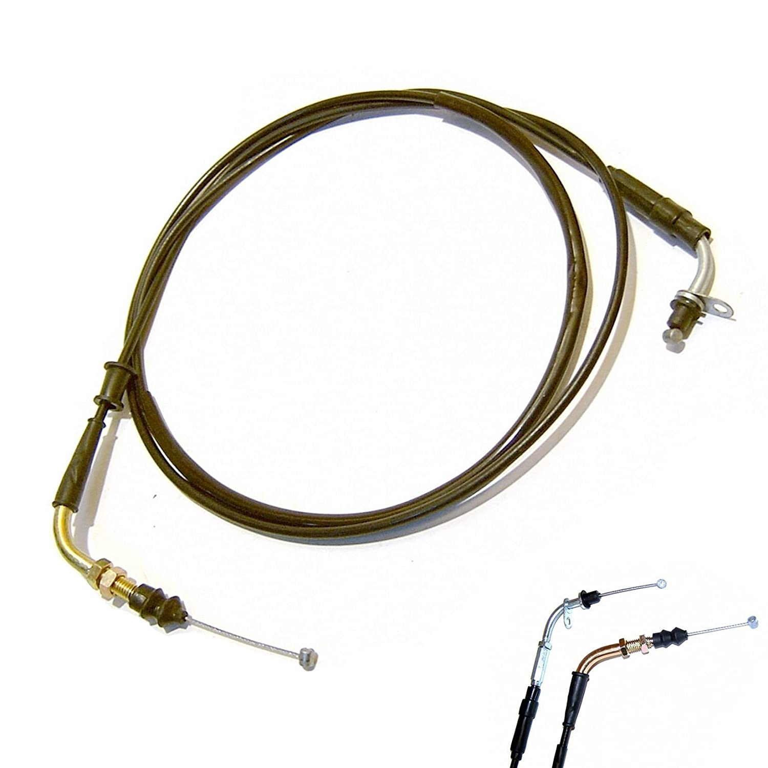 Amazon.com: THROTTLE CABLE 83