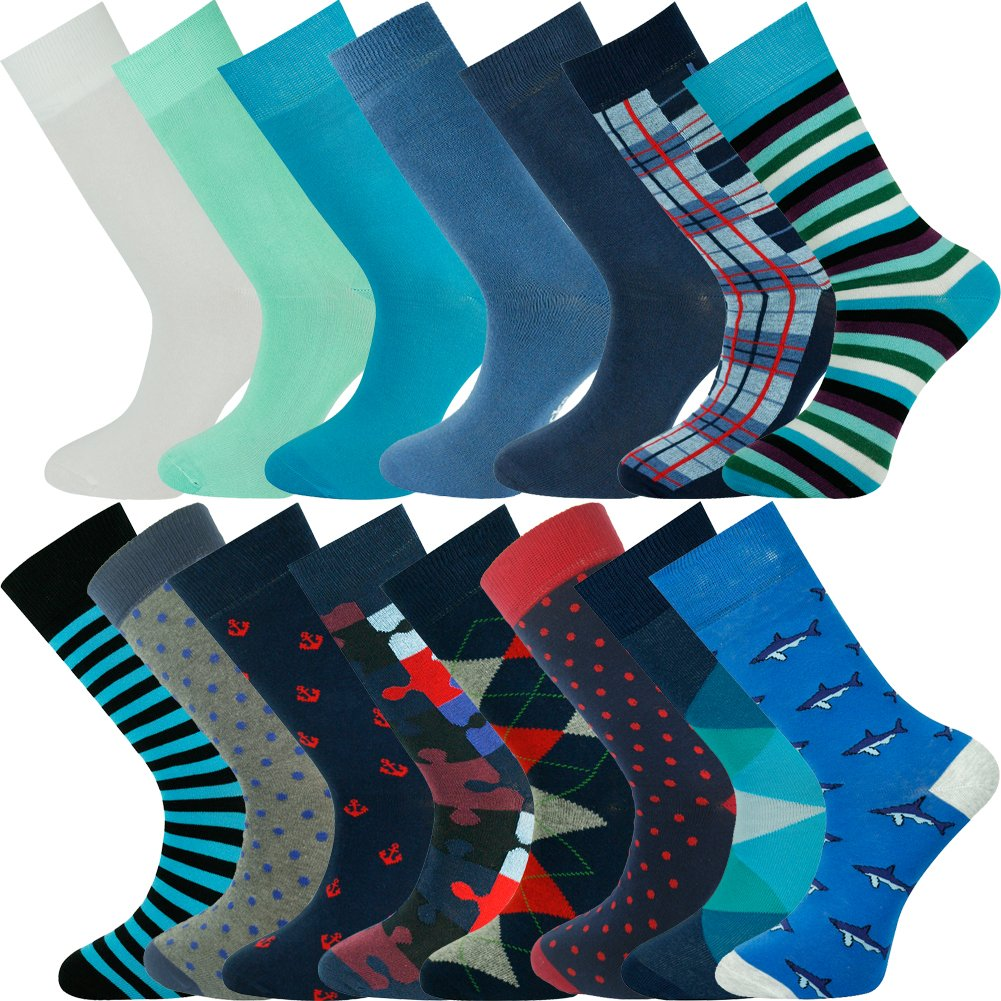 Mysocks Bulk Buy Mens Socks