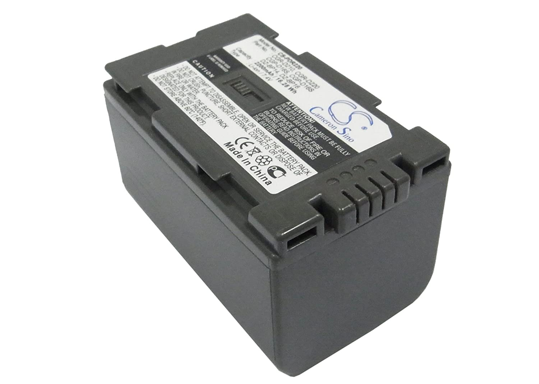 ビントロンズ2200 mAh交換用バッテリーHitachi dz-mv200 a、nv-ds3   B017RC56XO