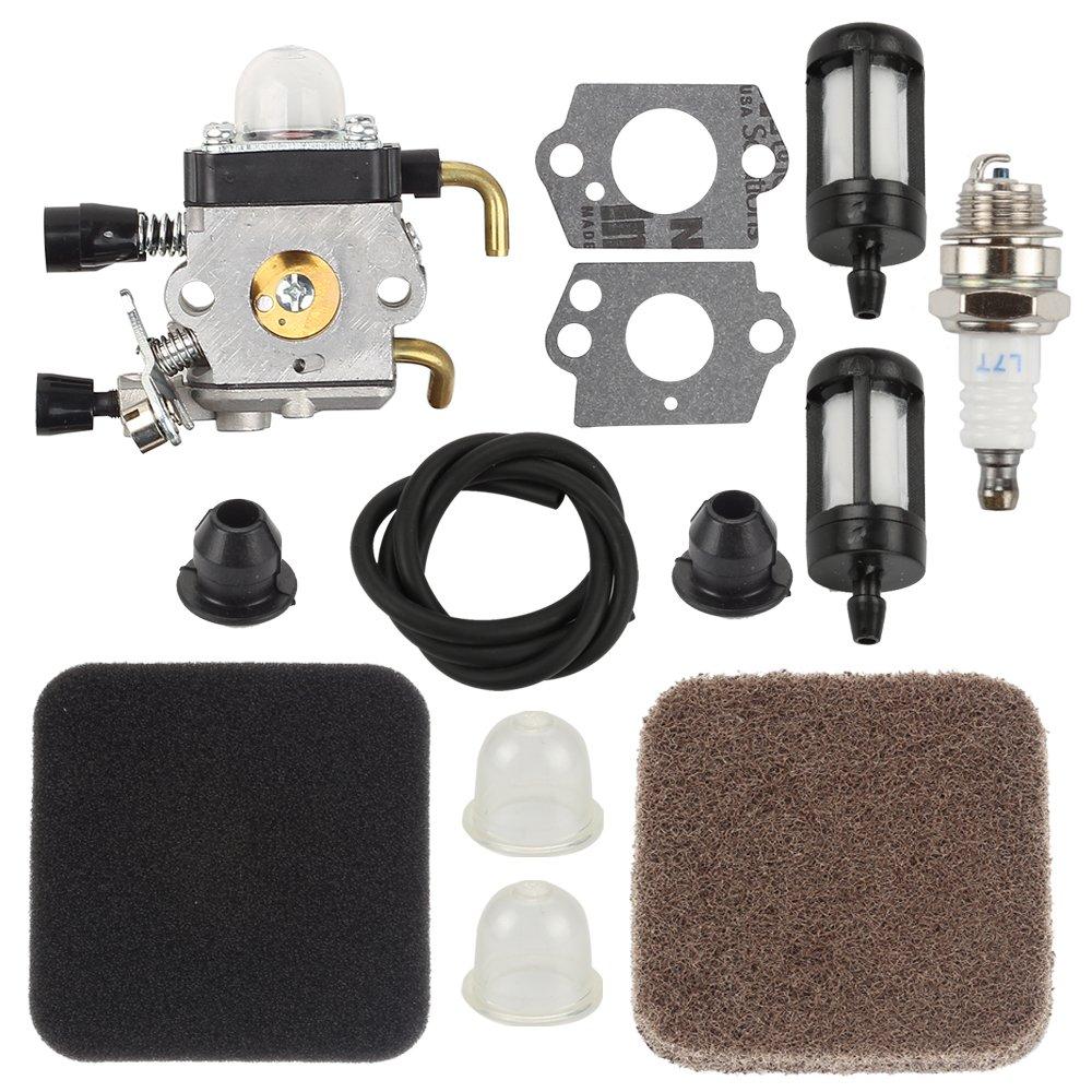 Amazon.com: harbot FS85 carburador + filtro de aire + Tune ...