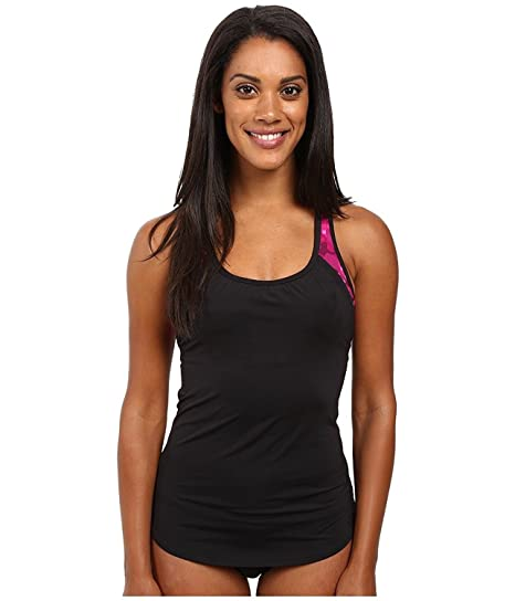 2eb902347c TYR Women's Cadet 2-in-1 Tankini at Amazon Women's Clothing store: