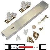 """100PD Commercial Grade Pocket/Sliding Door Hardware (60"""")"""
