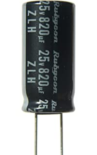 Electrolytic Capacitor 33uf 350v 105 ° C Radial 16x22mm Rubycon