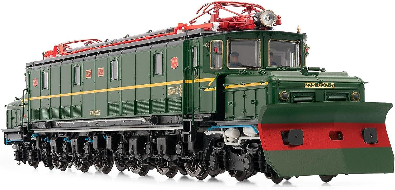 Electrotren - Locomotora eléctrica 7507 RENFE DC, Digital y con ...