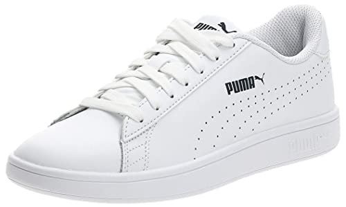 Buy Puma Unisex's Smash V2 L Perf White
