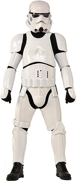 Star Wars Disfraz Stormtrooper edición suprema para adultos, única ...