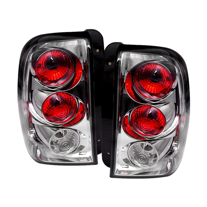 Pro Braking PBF9441-TRD-GRE Front Braided Brake Line Transparent Red Hose /& Stainless Green Banjos