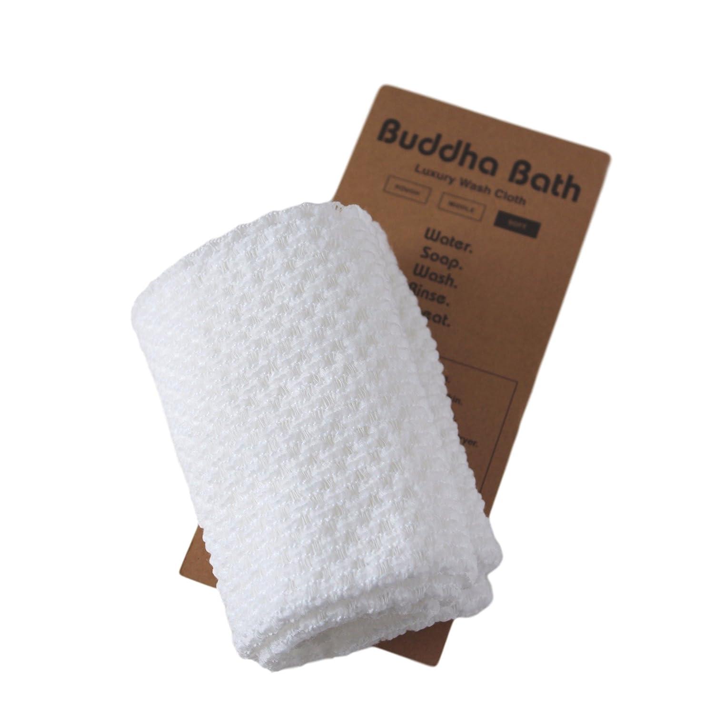 Buddha MEDIUM Exfoliating Bath Wash Cloth