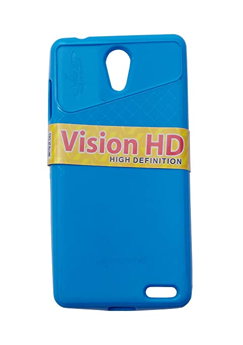 JAGADHATRI Soft Back Cover for MICROMAX VDEO 2 / MMX Q4101 Mobile Phone Cases   Covers