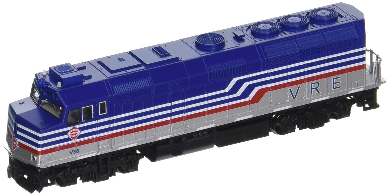 Kato USA Model Train Products EMD F40PH  V36 Virginia Railway Express N Scale Train