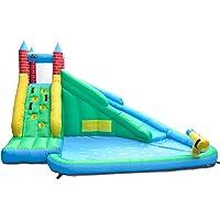 Lifespan Kids Inflatable Windsor 2 Slide and Splash