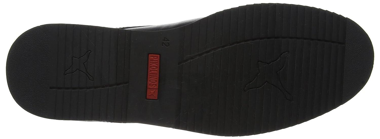 Pikolinos Herren Herren Herren M9h-4106_i18 Oxfords Schwarz (schwarz schwarz) 3bded5