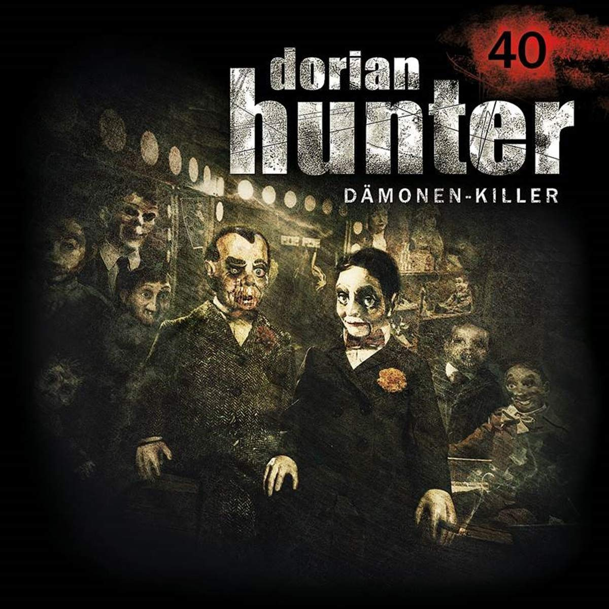 Dorian Hunter – Das Große Tier (Folge 40)