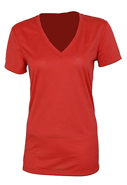 Camiseta 0 Mujer 2 V Para NecksAmazon Nike Legend Fit Dri es nOPX8k0Nw