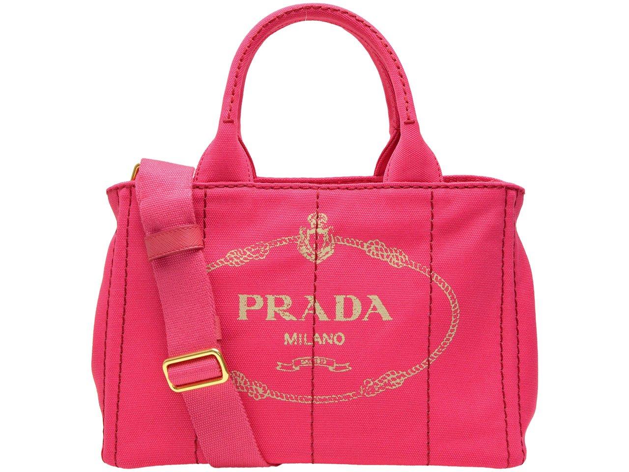 (プラダ) PRADA バッグ トートバッグ 2way 1bg439 カナパ CANAPA MINI ブランド [並行輸入品] B01I1ATVPK ピオニア ピオニア