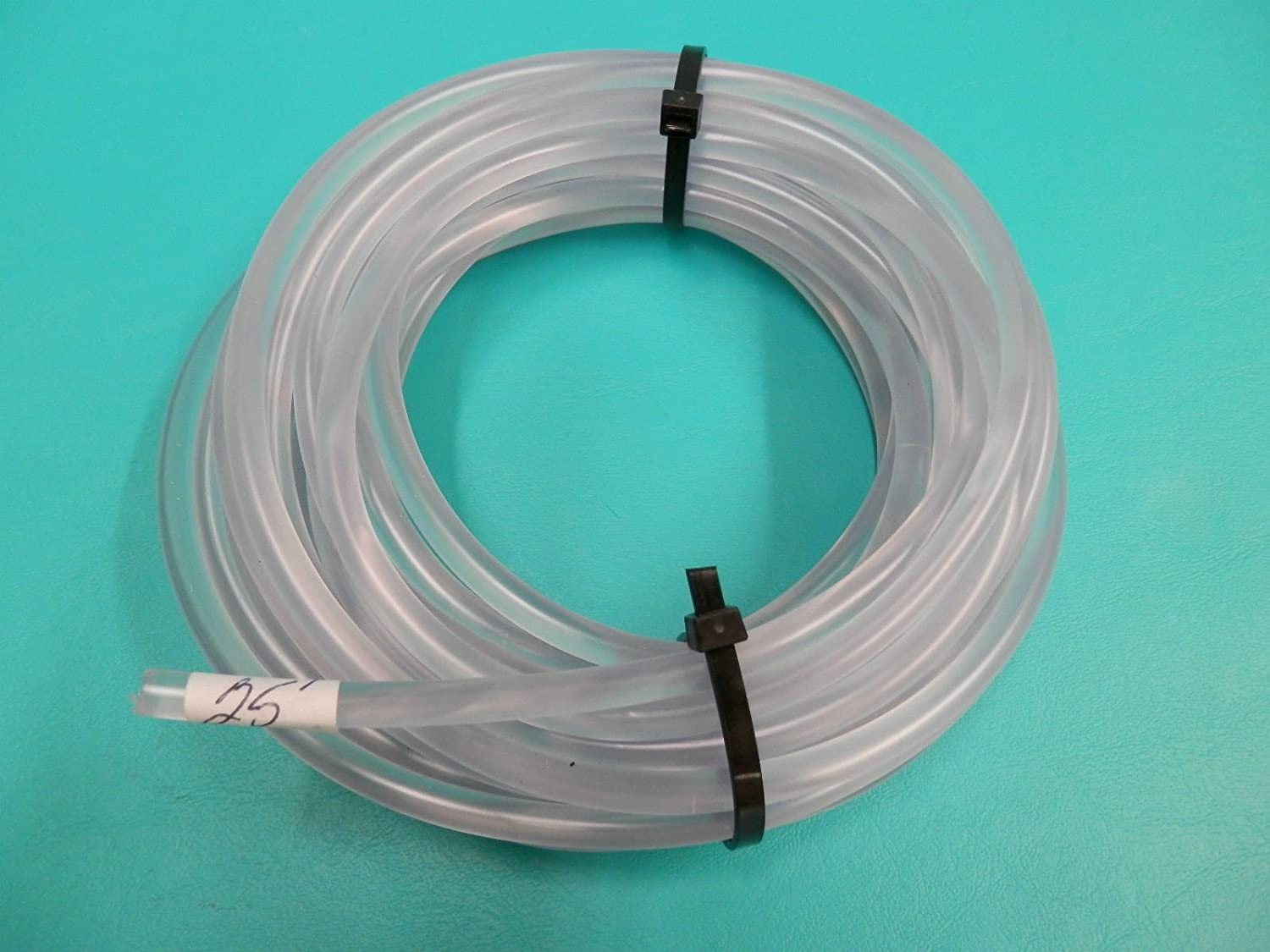 "25' Vinyl 1/4"" Outdoor Patio Spline , Replacement Awning Cord , Sling Chair .180"