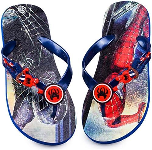 Marvel Sandalias para Ni/ños Spiderman