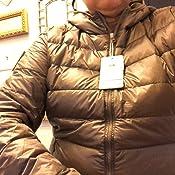 Amazon.com: CHERRY CHICK - Chaqueta de plumón con capucha ...