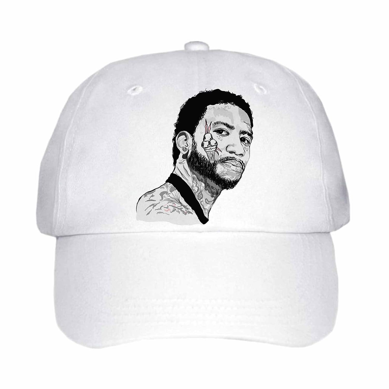 846602f6397 Gucci Mane Cap Hat (Unisex) (White) at Amazon Men s Clothing store