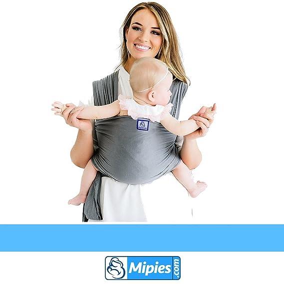 Echarpe de Portage pour transporter le Bébé ✮ Sac à dos Porte Bébé ✮  Echarpe Sling Prenez votre Bébé près de votre Cœur  Amazon.fr  Bébés    Puériculture fe3ff4b1b7b
