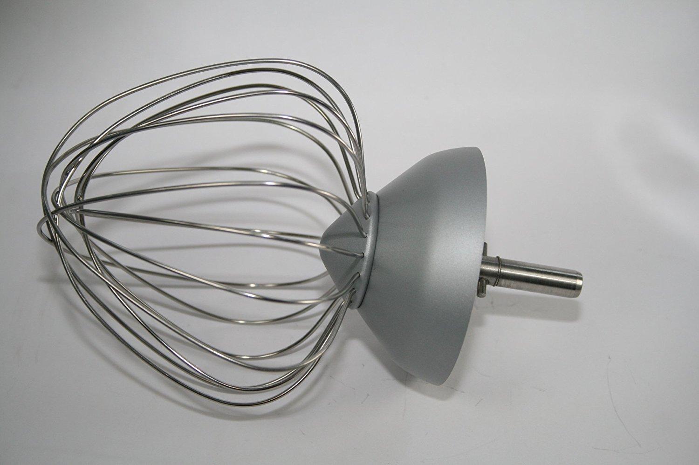 Kenwood Schneebesen für Major Küchenmaschine aus Aluminium KW712208