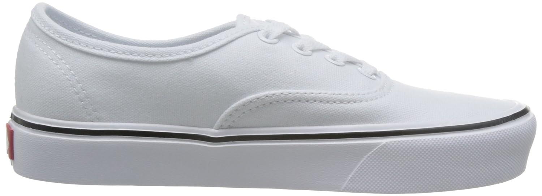 b41ec6672b312 Zapatillas de skate Vans Unisex Authentic Lite (Canvas) True White