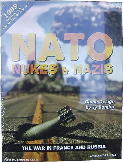 Amazon com: NATO, Nukes, and Nazis 2: Toys & Games