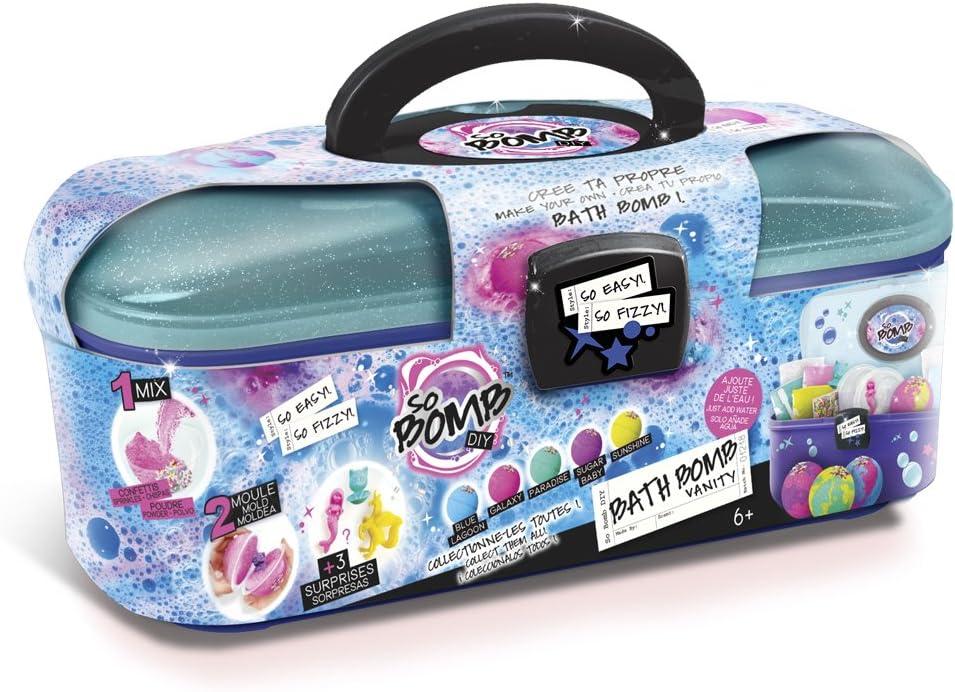 Rocco Giocattoli BBD004 So Bomb - Maletín de Bombas de Perfume: Amazon.es: Juguetes y juegos