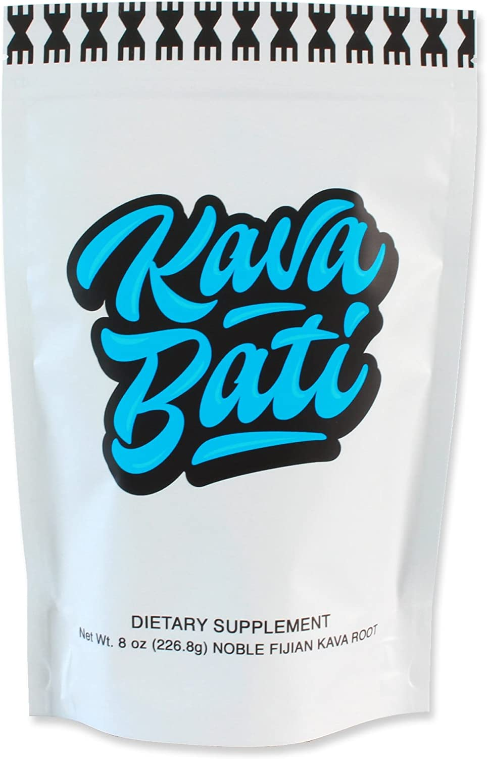 Kavafied KAVA BATI Powder – Noble Premium Fijian Kava Root 8oz
