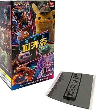 Pokemon Cartas Sun & Moon Movie Special Edition Pack Caja 30 Packs ...