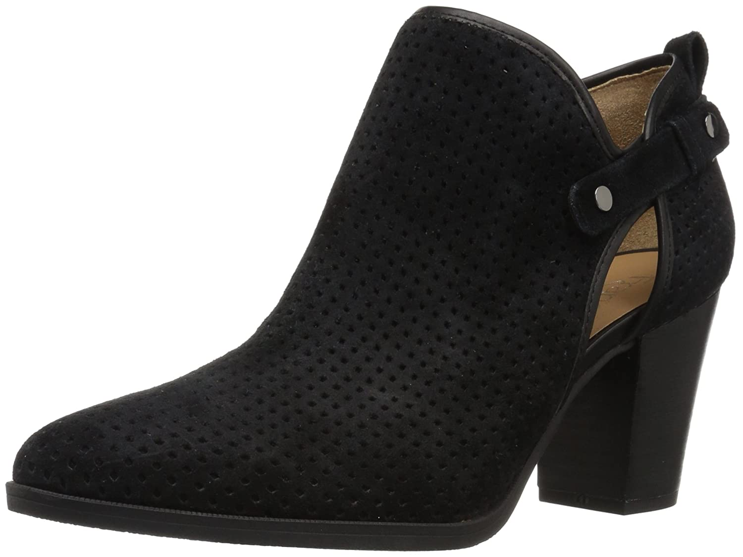 Franco Sarto Women's Dakota Ankle Boot B073YCVZR2 7 B(M) US|Black
