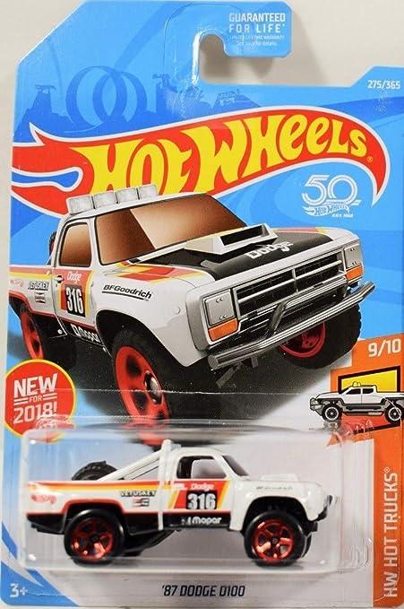 Ford Pickup Truck 8//8 Ford Series HOT Wheels HW DIECAST 2018 mat tel hw.