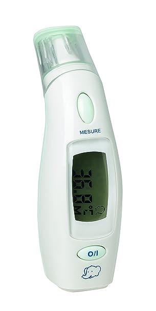 Amazon.com: Bébé Confort thermometre Duo: frontal ...