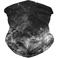 INTO THE AM Galaxy Face Mask Bandanas for Dust, Outdoors, Festivals, Sports