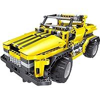 Tekno Toys 85000012–Active Bricks RC 2in1Pickup Truck
