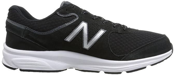 New Balance - Mens MW411 V2 Shoes, 7 UK - Width 4E, Black/Grey: Amazon.co.uk:  Shoes & Bags
