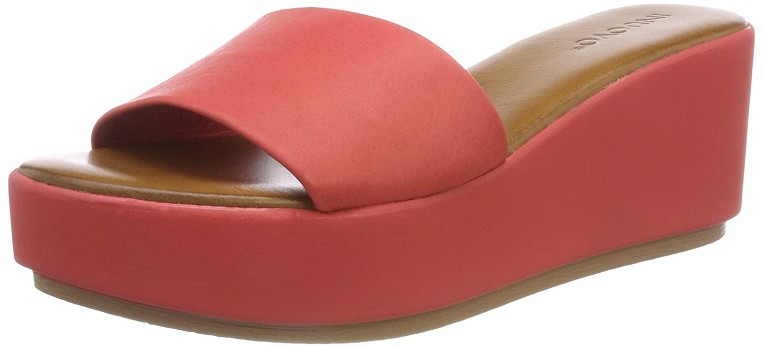 Inuovo Damen 8695 Zehentrenner  42 EU|Rot (Red)
