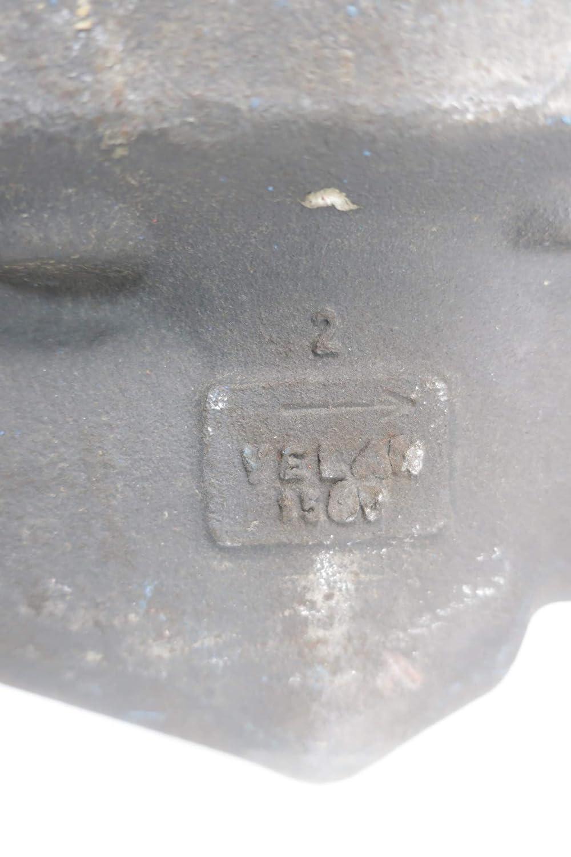 VELAN W-3074B-02TS Manual 1500 Steel Socket Weld 2IN Globe Valve D648836