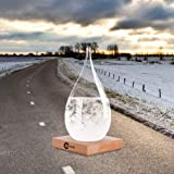 3D HOME Storm Glass Weather Stations Water Drop