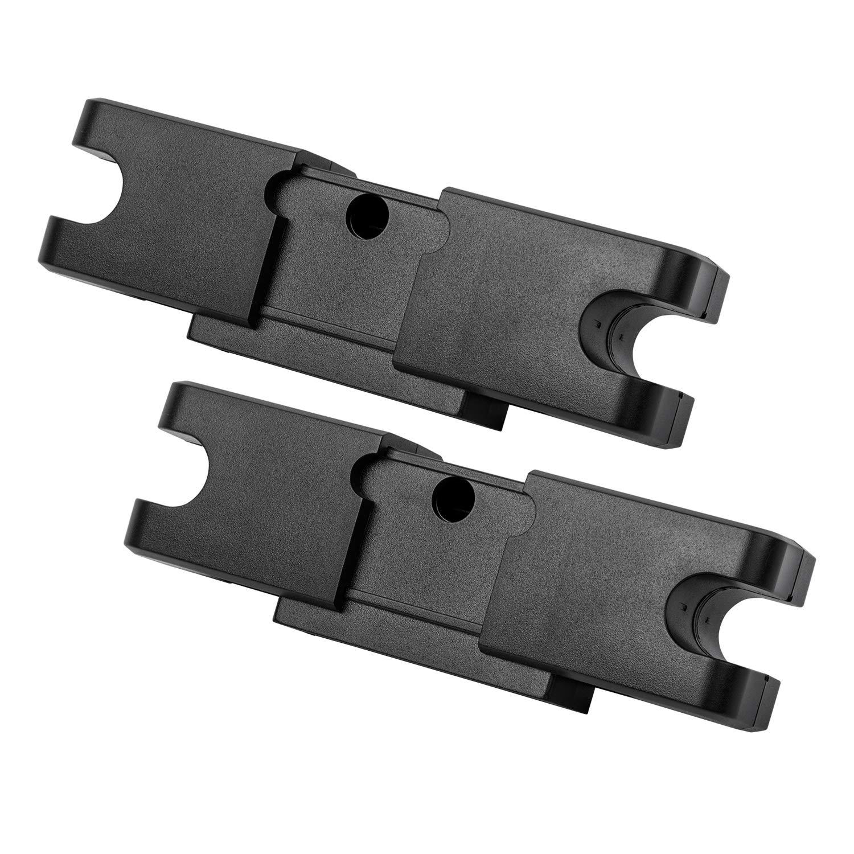 Eonon A0444 Brackets for C1100A,L0299A DVD Player(95mm-115mm)(3.74 Inch- 4.52 Inch) Only for Eonon DVD Player C1100A and L0299A by Eonon