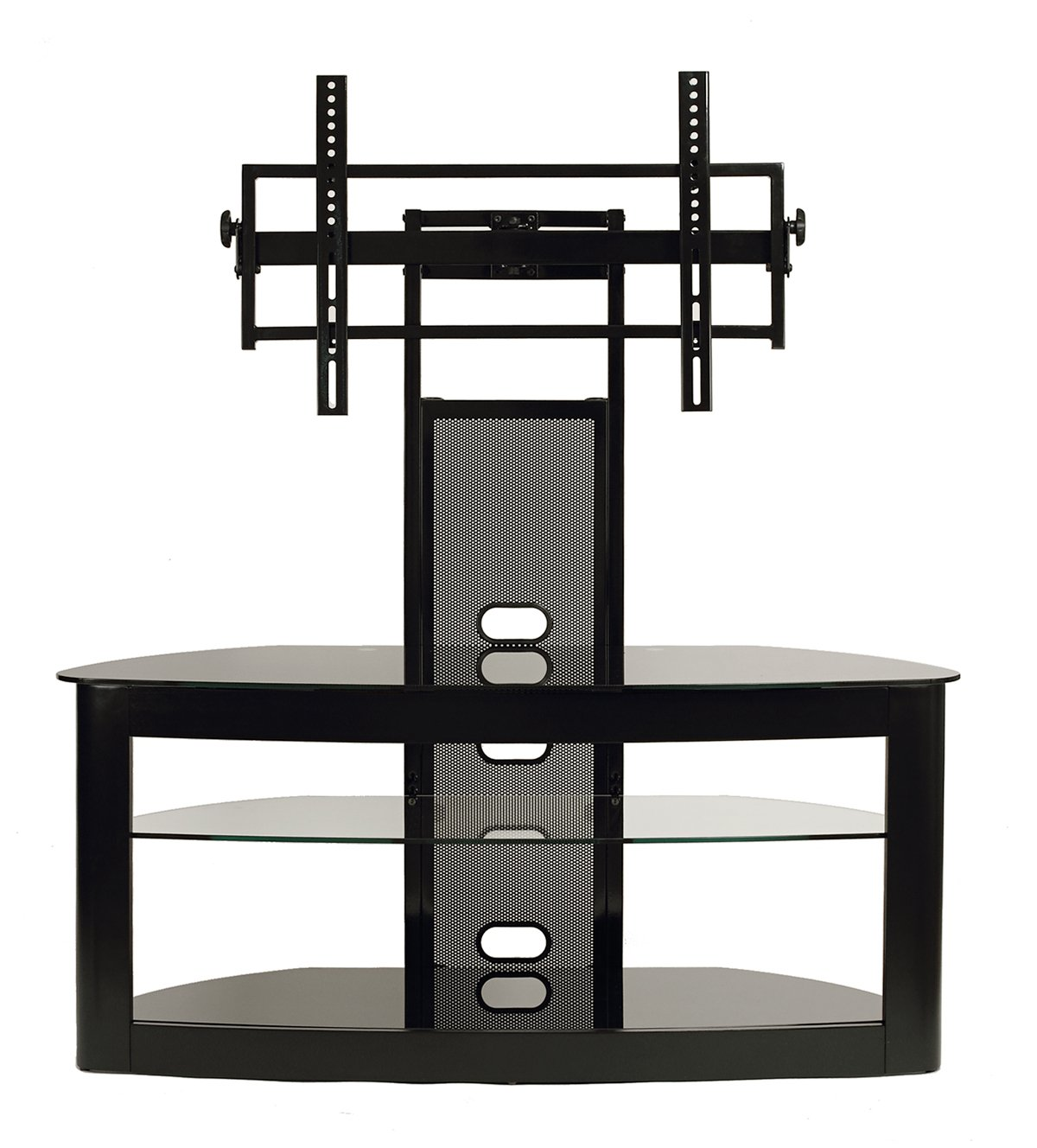 TransDeco LCD TV Stand with Universal Mounting System for 35 to 65-Inch Flat Panel TV by TransDeco (Image #1)