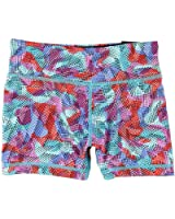 Aeropostale Womens Pixel Volleyball Athletic Workout Shorts