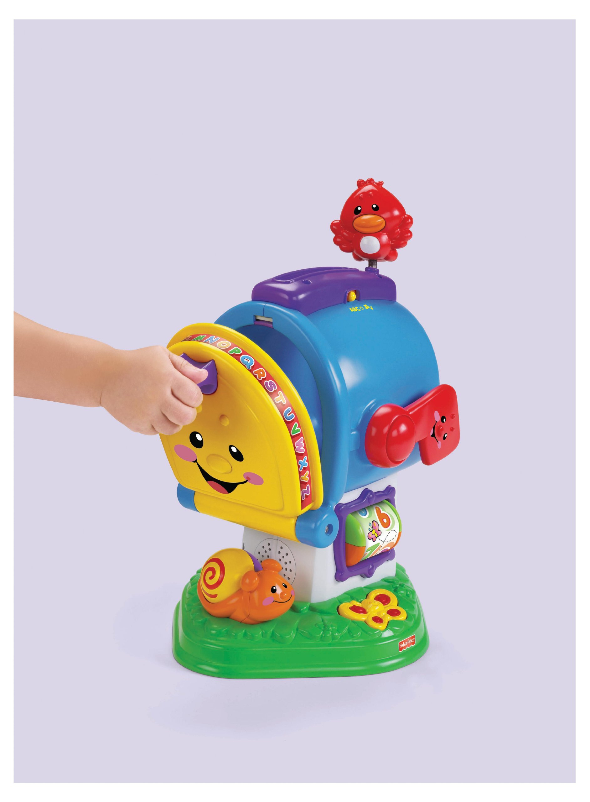 Fisher-Price Laugh & Learning Letters Mailbox by Fisher-Price (Image #5)