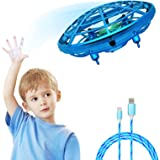 Hand Operated Drone for Kids Adults - Mini Drone for kids Flying Ball Drone with 5 Upgraded Interactive Sensors 360…