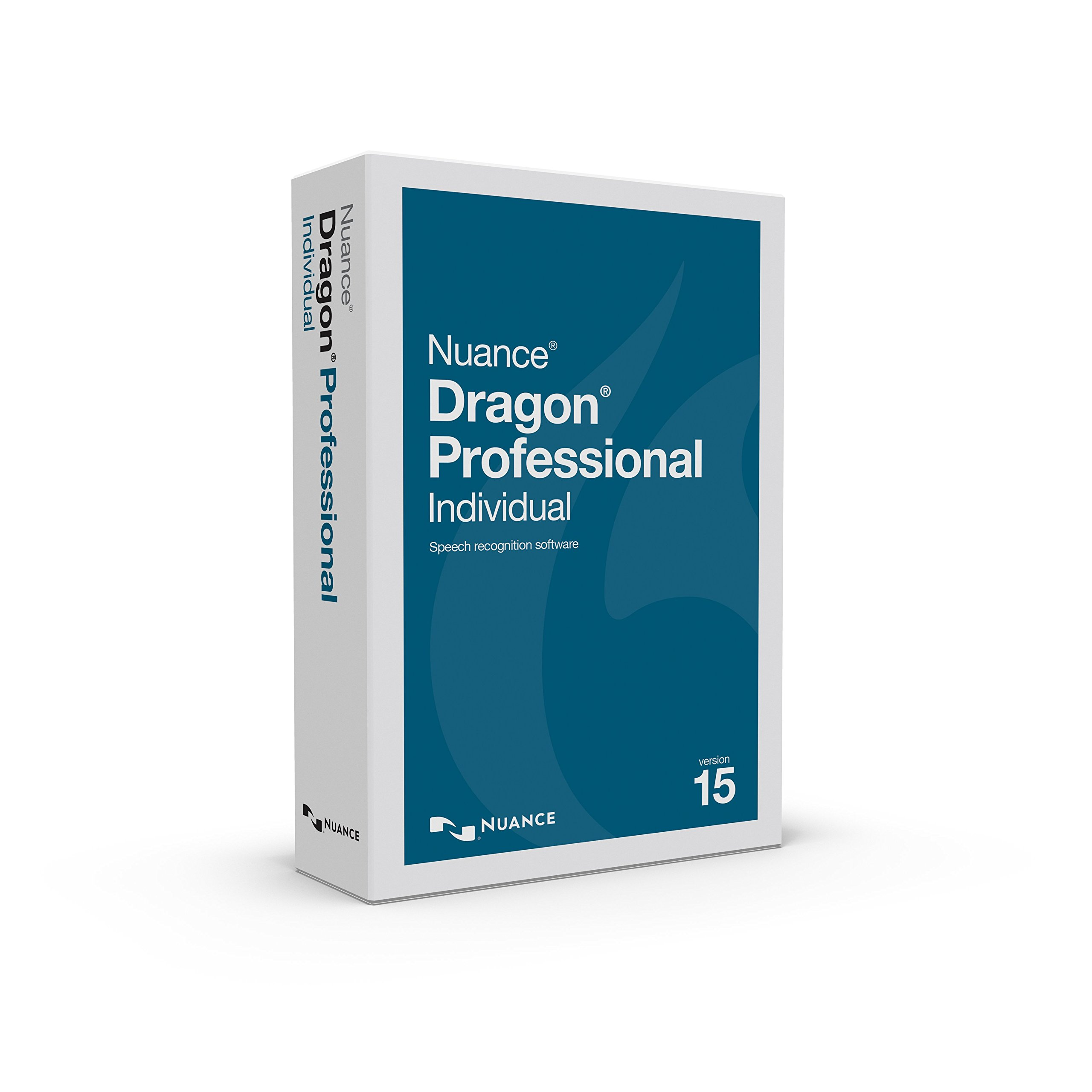 Dragon Professional Individual 15, Upgrade from Dragon Professional 12 or 13 or DPI 14 by Nuance Dragon