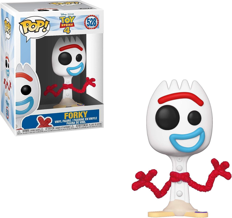 Pop! Vinilo: Disney: Toy Story 4: Forky: Amazon.es: Juguetes y juegos