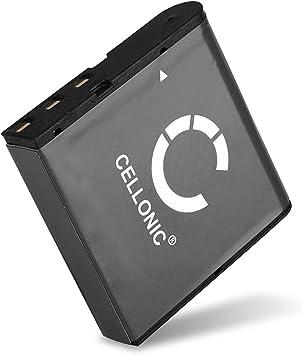 Bateria para besteker 312po 1080p 24mp 16x zoom seree hdv-s66 Ordro hdv-z28 1250mah