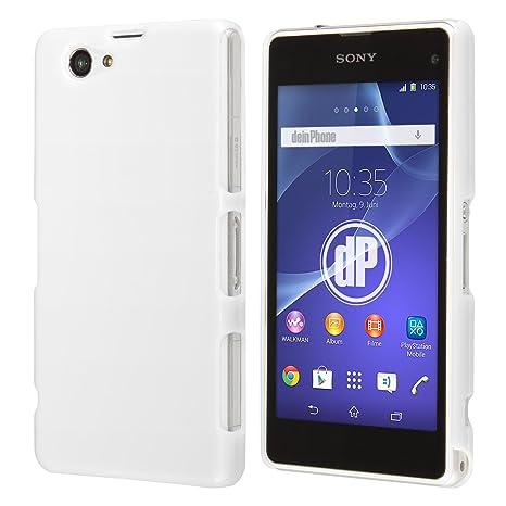 deinPhone - Carcasa rígida para Sony Xperia Z1 Compact Color ...