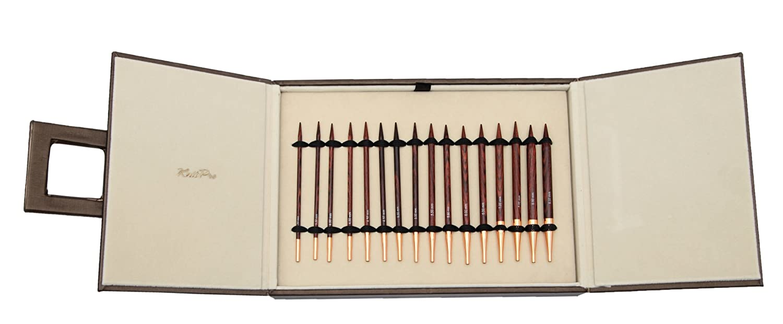 Knit Pro Symfonie Rose Deluxe Kit de agujas intercambiables