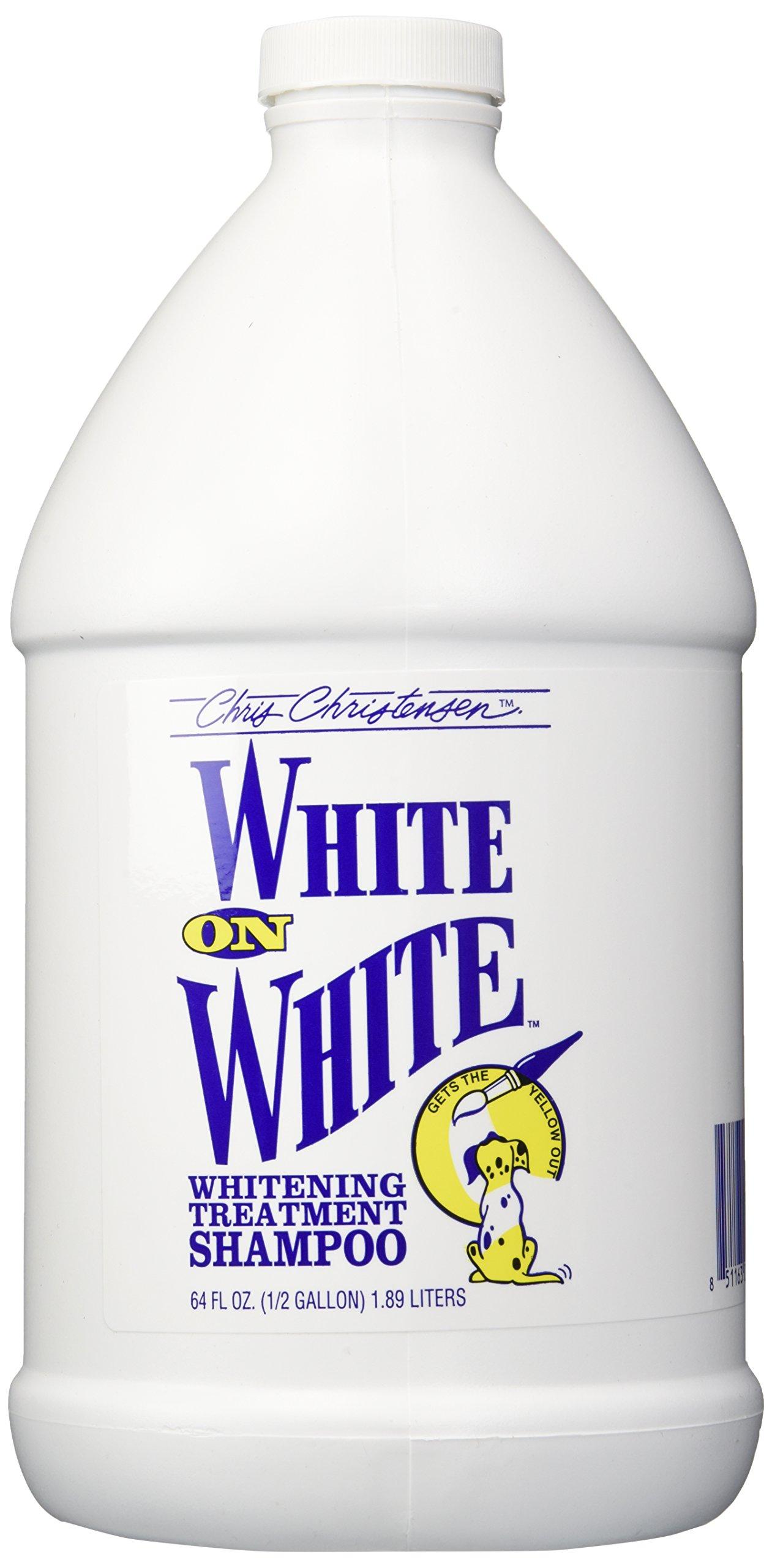White on White Shampoo 64 oz by Chris Christensen by Chris Christensen